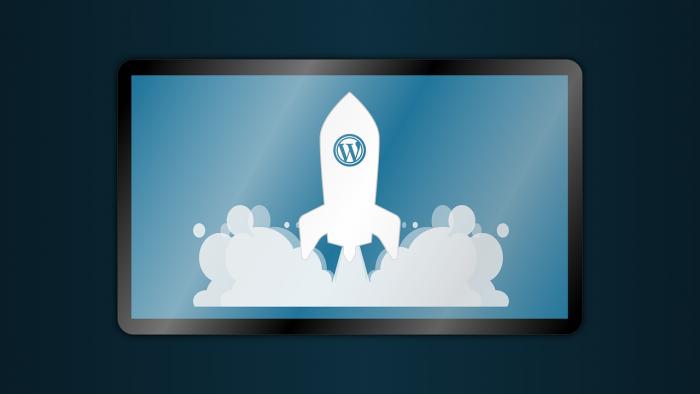 Eigen WordPress blog starten